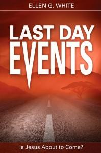 LAST DAY EVENTS TP,ELLEN WHITE,0816319014