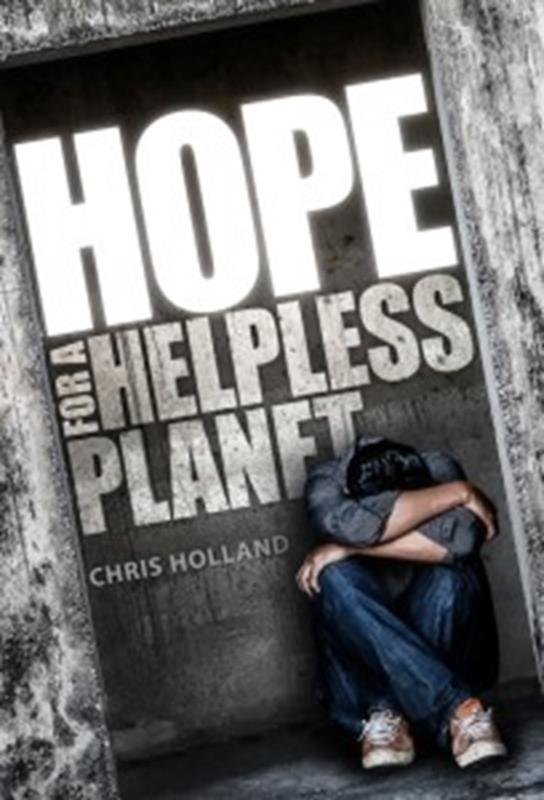 HOPE FOR A HELPLESS PLANET TP,SHARING,97808163632097