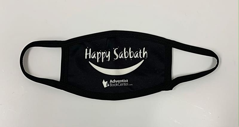 MASK - HAPPY SABBATH (BLACK),FAMILY LIFE,643330048764